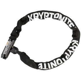 Kryptonite Keeper 785 Integrated Chain - Candado bicicleta - negro